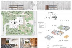 Zielony projekt biblioteki i przedszkola w Józefowie. Miasto roztrzygnęło konkurs