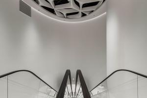 Wnętrza The Warsaw HUB z międzynarodową nagrodą