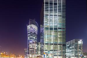 Najbardziej zielony wieżowiec w Warszawie już gotowy. To projekt JEMS Architekci