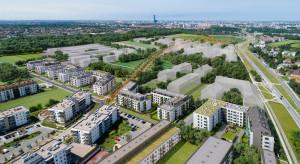 Deweloper wybuduje drogę, ścieżki pieszo-rowerowe i pasy zieleni na wrocławskim Jagodnie