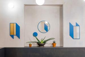 Bauhaus i estetyka południowych Indii spotykają się w krakowskim bistro