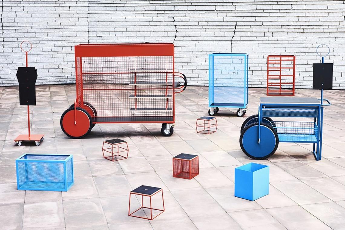 Otwarcie wystawy Young Design 2020 - młodzi projektanci wczoraj i dziś w Instytucie Wzornictwa Przemysłowego