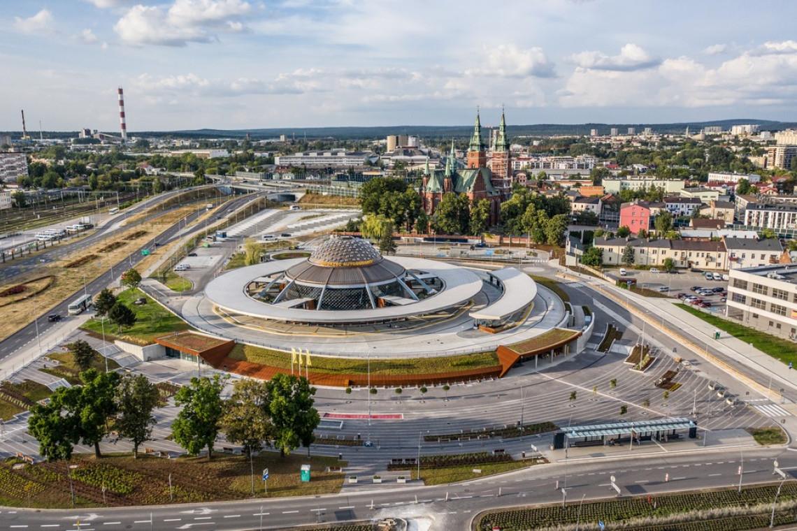 Jest pomysł na zieloną rewitalizację śródmieścia Kielc