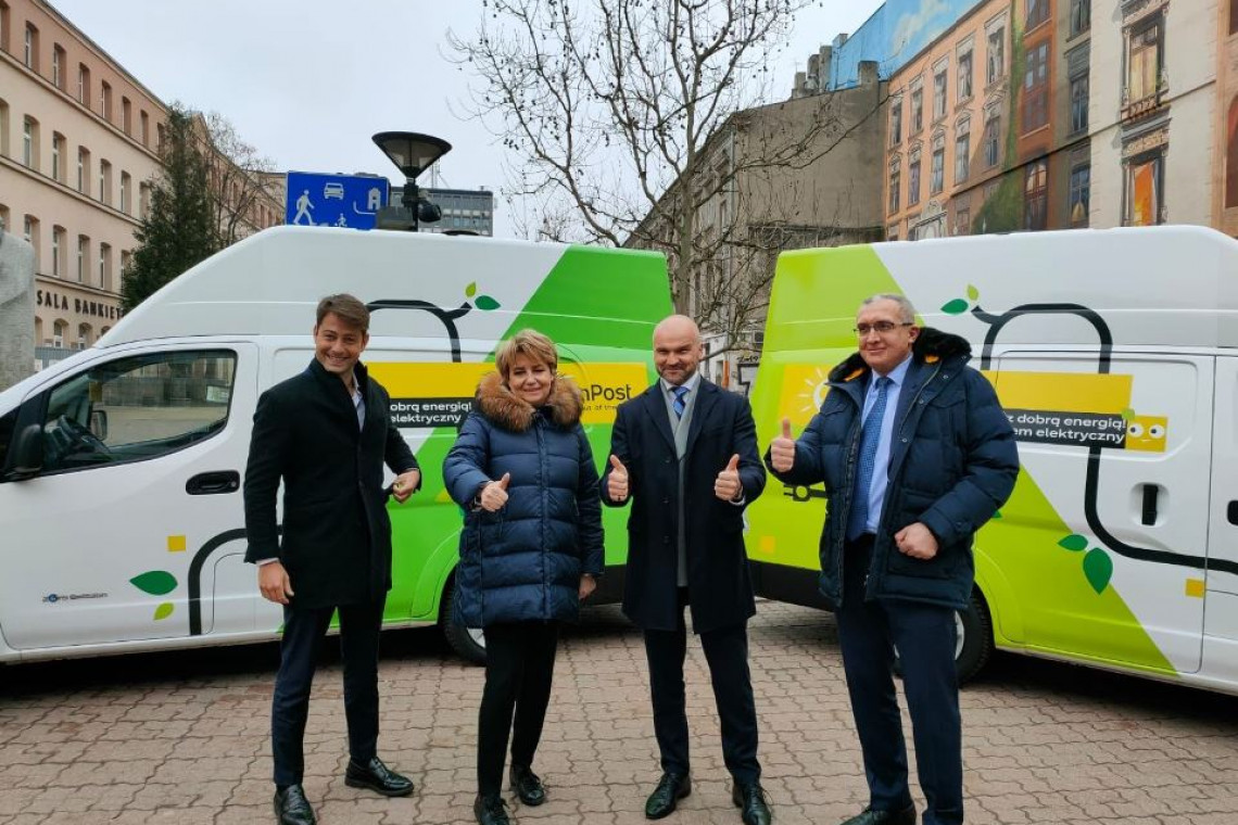Łódź wspólnie z InPostem będą rozwijać ideę smart city
