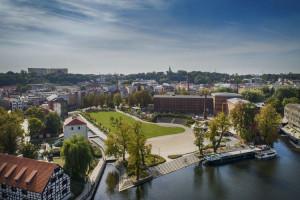 Park kulturowy w Bydgoszczy. Zabytki Starego Miasta będą piękniejsze