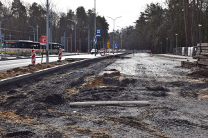 Kolejny etap prac. Ważne zmiany na ulicy Kupczyka w Szczecinie