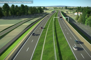 Postępy w budowie Obwodnicy Metropolii Trójmiejskiej