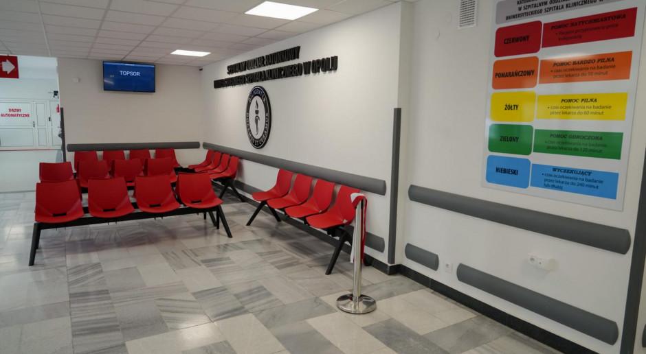 Nowy oddział ratunkowy w Uniwersyteckim Szpitalu Klinicznym już gotowy!