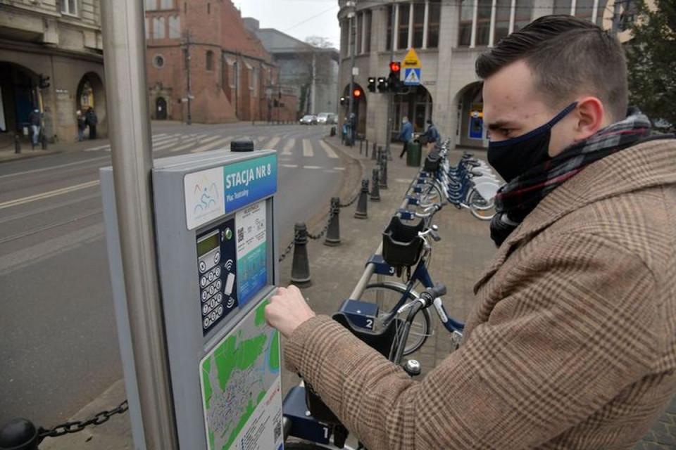 Sezon rowerowy w Bydgoszczy. Sprawdź jak wypożyczyć rower aglomeracyjny