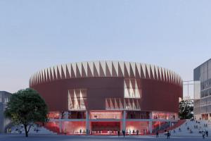 Zaniedbany stadion przemieni się w tętniące życiem wielofunkcyjne centrum