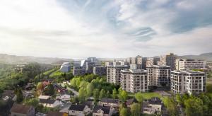 Polska firma buduje drewniane osiedle w Norwegii