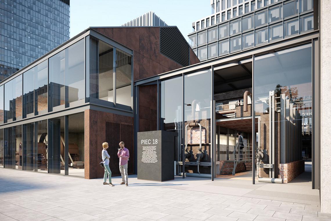 Fabryka Norblina z własnym muzeum w przestrzeni miejskiej