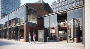 Wielofunkcyjna inwestycja na Wioli z własnym muzeum w przestrzeni miejskiej