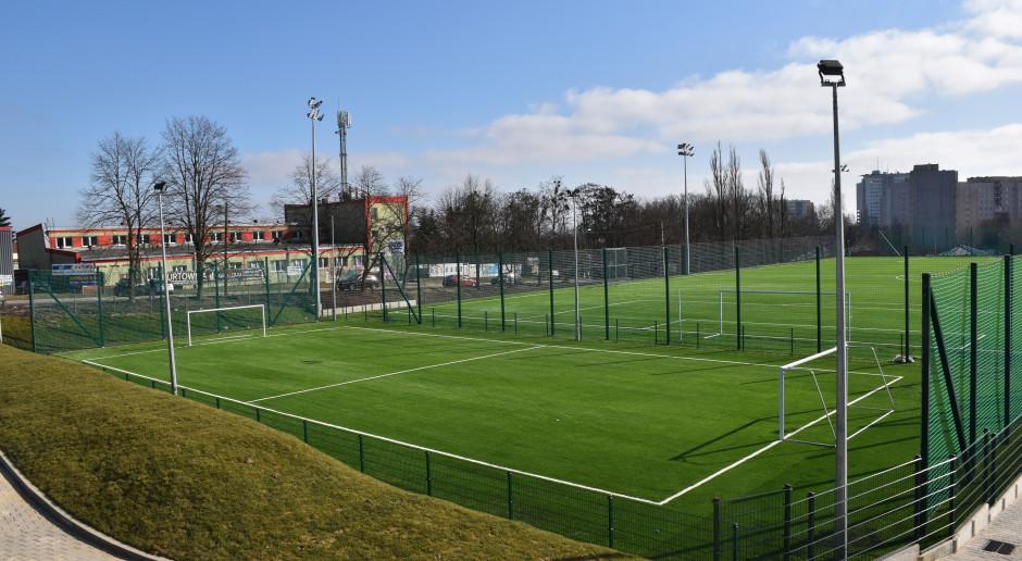 W Szczecinie powstały nowe boiska sportowe
