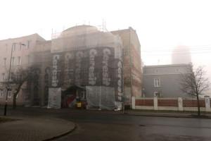 Kolejna kamienica w Bydgoszczy przechodzi modernizację