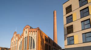 Elektrownia Scheiblera w Łodzi. Elewacja zabytkowego budynku odzyskała dawny blask
