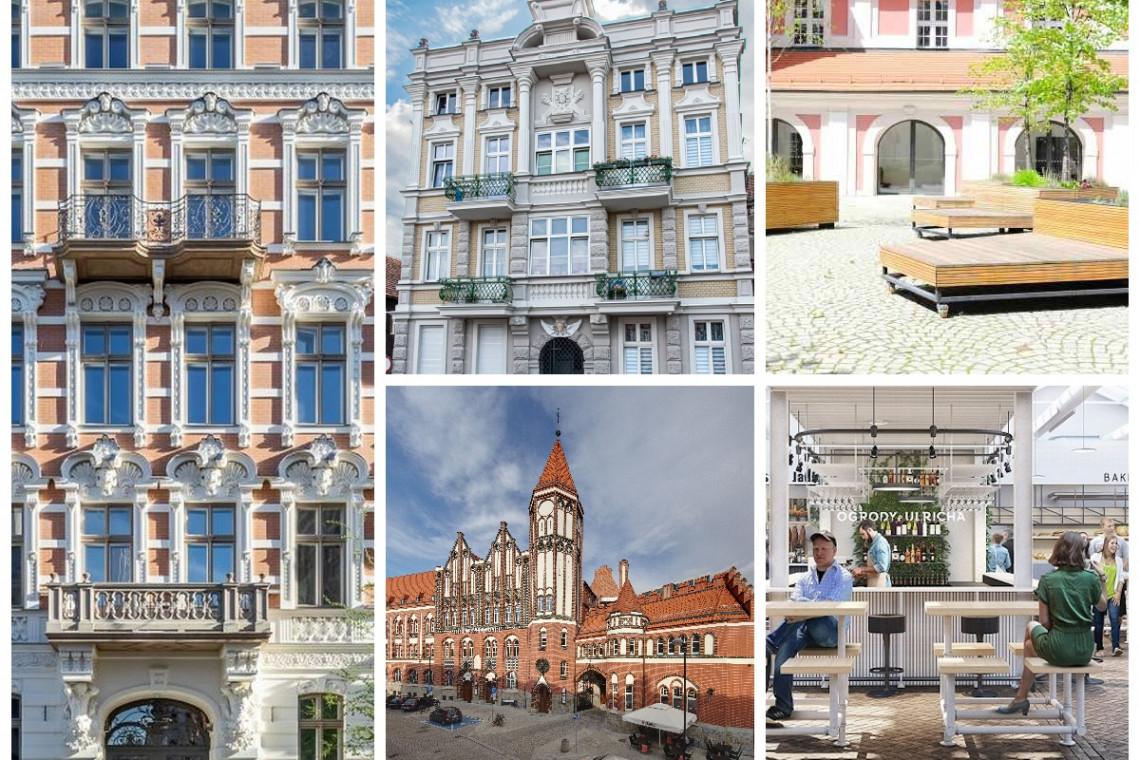 Remonty i rewitalizacje: tak polskie miasta odzyskują blask