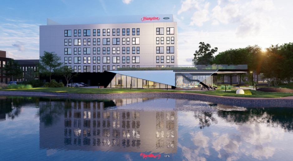Powstaną dwa nowe hotele marki Hampton by Hilton