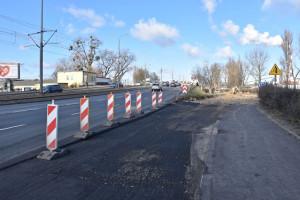 Estakada Pomorska w Szczecinie. Trwają intensywne prace przy przebudowie
