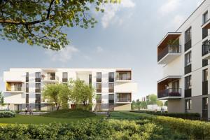 Własne ogrody i sad dla mieszkańców - tak będzie wyglądać jedno z warszawskich osiedli