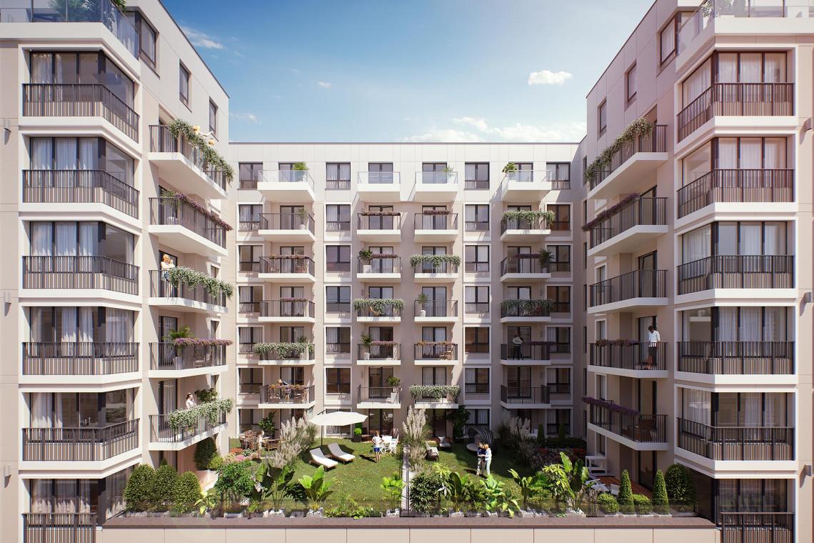 Coraz więcej zieleni w nowych budynkach