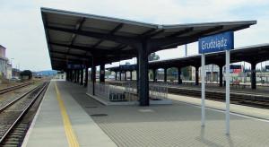 Nowe perony na trasie z Grudziądza do Trójmiasta