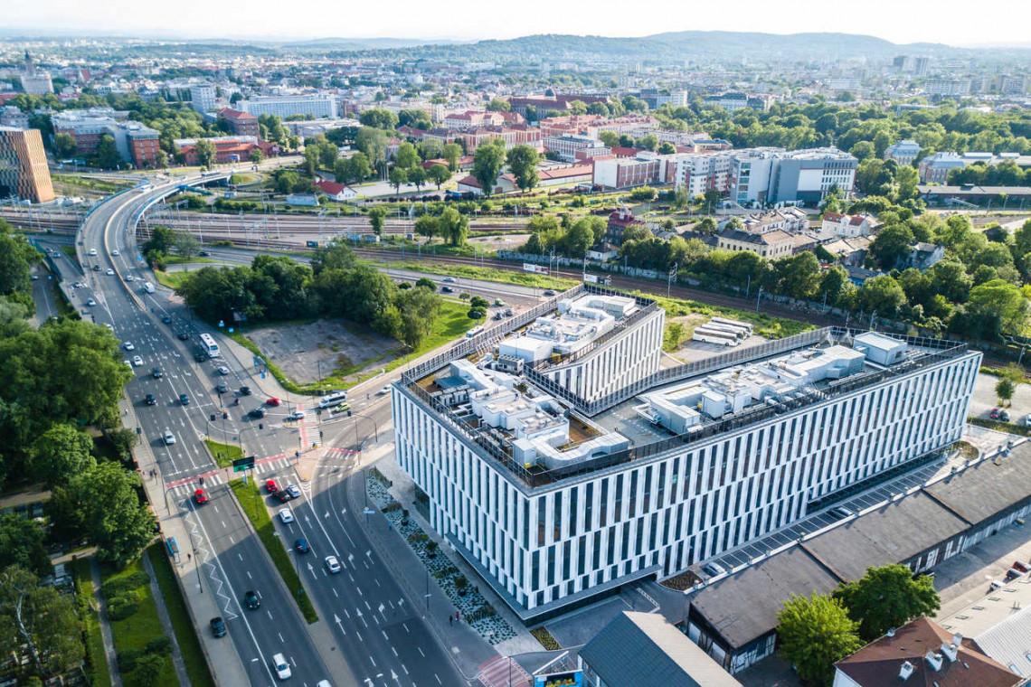 Certyfikat dla biurowca spod kreski Iliard. To najwyższy wynik w Polsce i drugi na świecie!