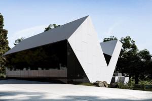 Marcin Tomaszewski znów zaskakuje odważnym projektem. Nowa bryła spod kreski Reform Architekt