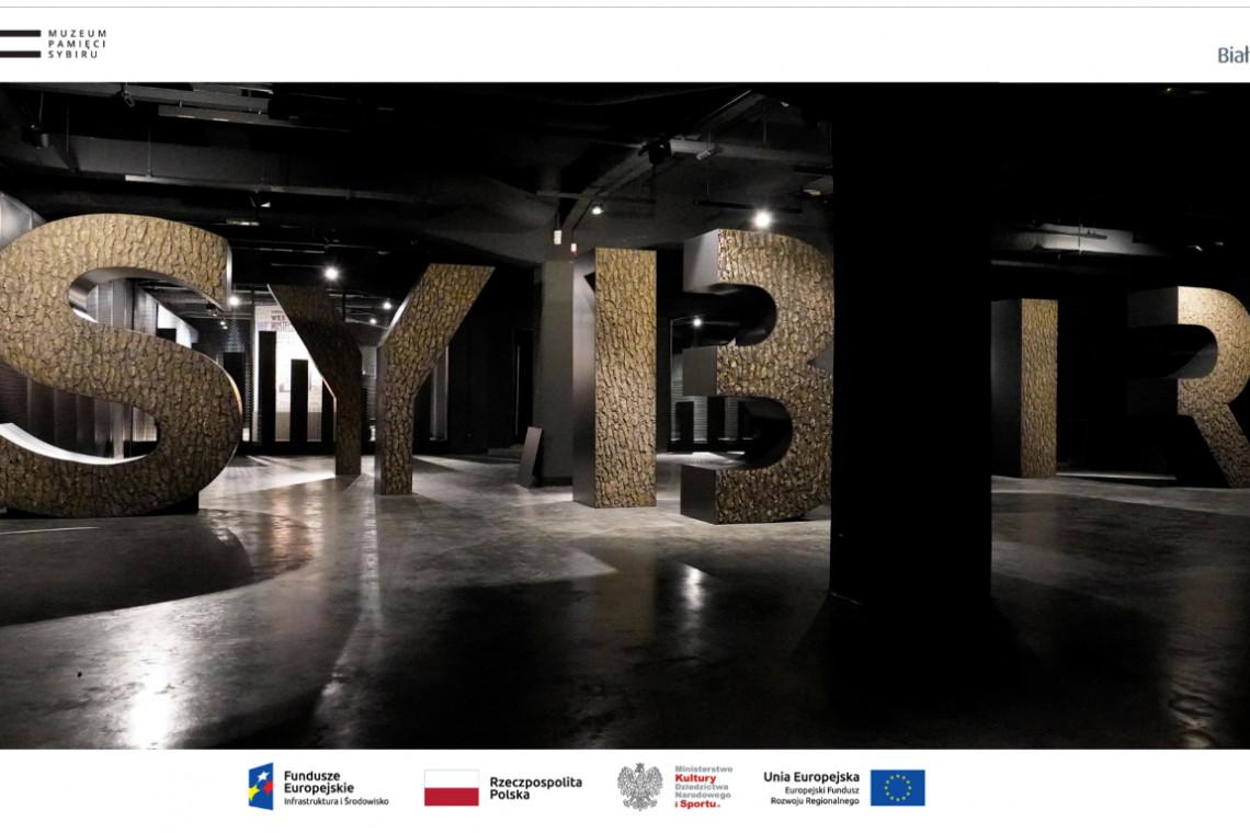 We wrześniu otwarcie Muzeum Pamięci Sybiru w Białymstoku. Stała wystawa już gotowa