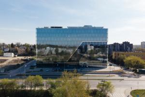 Kraków pod znakiem nowoczesnych biurowców
