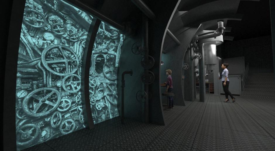 Pełną parą idą prace przy Centrum Szyfrów Enigma w Poznaniu