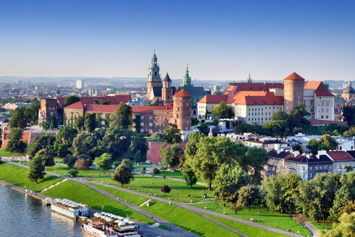 W Krakowie będą mogły powstać drapacze chmur