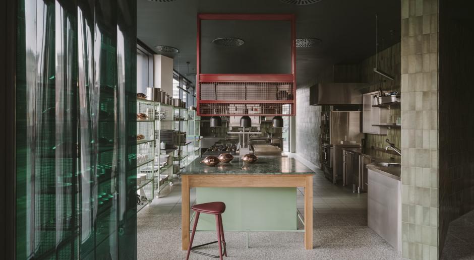 Buck.Studio z German Design Award. Zaglądamy do wnętrz nagrodzonej restauracji we Wrocławiu