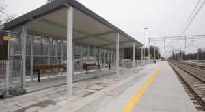 Częściowe zakończenie modernizacji linii kolejowej. Wiadukt i przystanek jak nowe