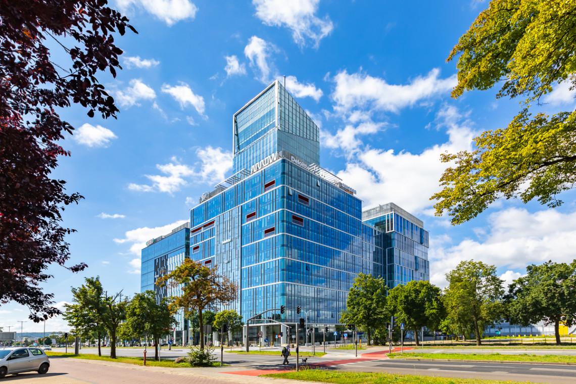Gdański kompleks biurowy najbezpieczniejszy na świecie