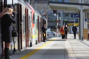 Stacja Warszawa Główna już otwarta dla podróżnych