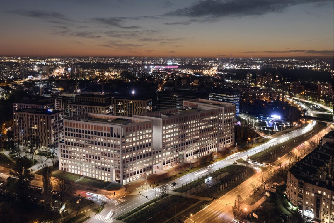 W Krakowie powstanie kompleks biurowy Brain Park. To projekt BE DDJM Architekci
