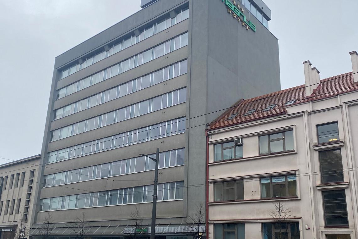 Pierwszy ibis Styles w Kownie. Obecny hotel Magnus przejdzie pełną renowację