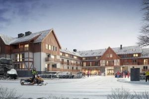 Na przekór pandemii: nowe projekty hoteli