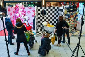 W bydgoskim centrum handlowym powstała strefa selfie