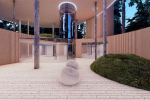 Niezwykły projekt spod kreski Mobius Architekci