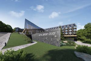 KM rubaszkiewicz projektuje hotele w górskich kurortach. Trzy nowe projekty