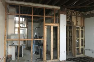 Ekspresowa renowacja historycznego budynku po pożarze