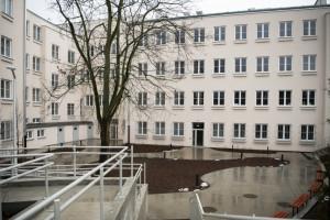 Szkoła po remoncie. Nowoczesny budynek ZSS w Warszawie
