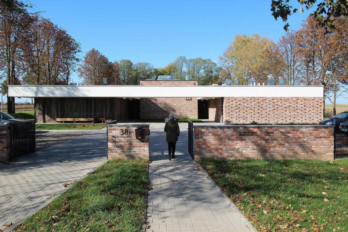 Dom dla bezdomnych: architektura z misją nominowana do nagrody Miesa van der Rohe
