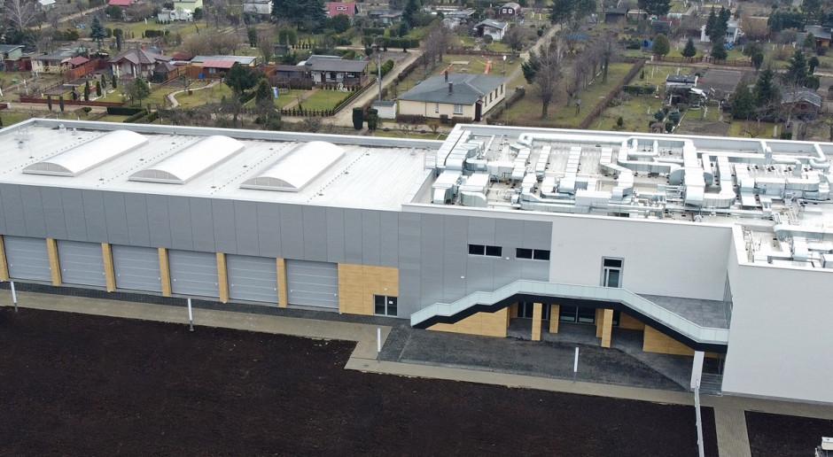 Centrum sportowo-rekreacyjne w Jarocinie już gotowe