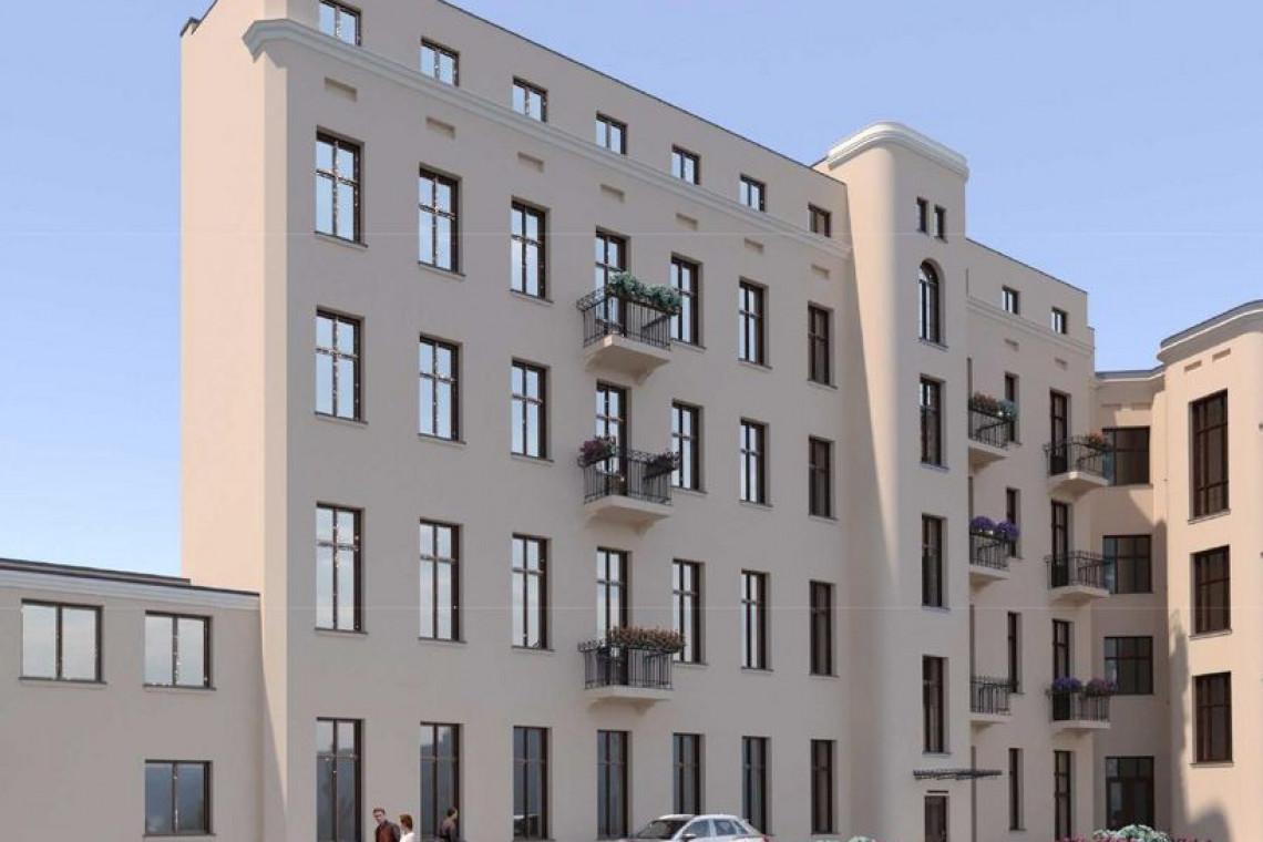 Zabytkowa kamienica w Łodzi do remontu