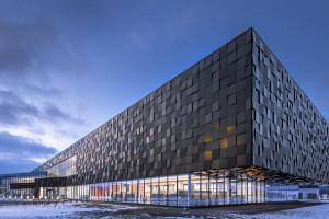 Sposób na nowoczesny budynek: efekt 3D na elewacjach