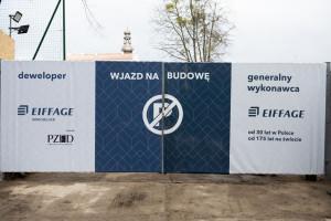 Wmurowanie kamienia węgielnego pod inwestycję we Wrocławiu