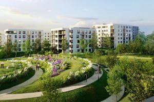 Osiedla otoczone zielenią. Nowe inwestycje w Gdańsku